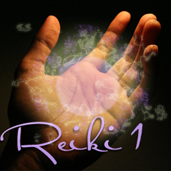 Sharon De Ryck Reiki training