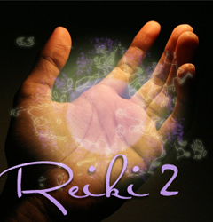 Sharon de Ryck - Reiki Training