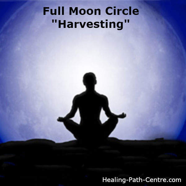 Full Moon Circle - Harvesting
