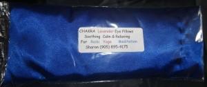 Blue Chakra Pillow