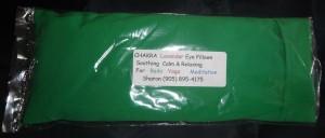 Green Chakra Pillow