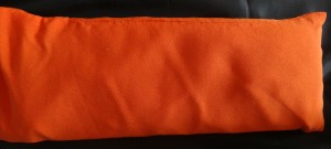 Orange Chakra Pillow