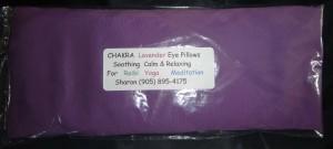 Purple Chakra Pillow